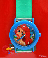 Disney Princess The Little Mermaid Ariel Wrist Watch  Kids Watch with Jelly Band