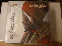 Sizzla ‎– Da Real Thing - Vinyl LP 2002