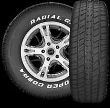 1 NEW 235/60R15 COOPER COBRA RADIAL GT 98T 2356015 235/60-15