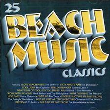 Various Artists - 25 Beach Music Classics / Various [New CD]