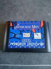 Sega Mega Drive The Lawnmower Man(discounted because)