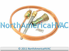 """Carrier Bryant Gas Furnace 24"""" Thermocouple P671-4242 P671-4242C 146-62-037-70"""