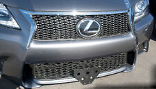 2013-2014 Lexus GS350 F Sport - Removable Front License Plate Bracket