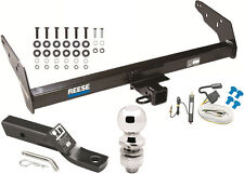 COMPLETE TRAILER HITCH PACKAGE W/ WIRING KIT FITS 1983-1984 CHEVY S10 & GMC S15
