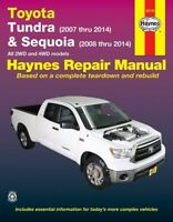 Toyota Tundra & Sequoia Haynes Repair Manual (2007-2014)
