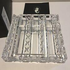 Waterford Crystal Executive Desk Organizer Tray Square Sony Ericsson WTA Tour