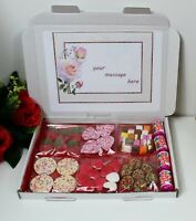 Mother's Day Personalised Lovely Present Sweets Collection Gift Hamper mum,aunt