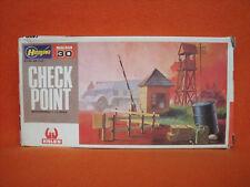 Hasegawa ® Mini Box 030 Checkpoint 1:72