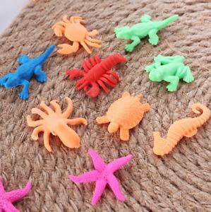 200PCS Growing In Water Magic Toys Bulk Sea Creature Various Kinds Mixed Toys
