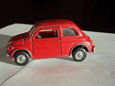 Mercury -scala-1-43-Fiat Nuova 500- L---colore  rosso-mint-