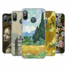 OFFICIAL THE NATIONAL GALLERY ART SOFT GEL CASE FOR HTC PHONES 1