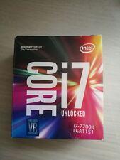Intel i7-7700K, 4.2Ghz, 4-core, KabyLake, LGA1151 CPU