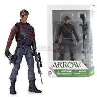 Arrow TV Series Floyd Lawton as DEADSHOT Michael Rowe Action Figure DC Direct