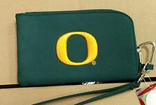 Oregon Ducks ID Wallet Wristlet Cell Phone Case Charm 14 Purse