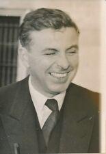 Commandant de Rességuier 1954 - Portrait Juge d'Instruction Militaire - PR 559