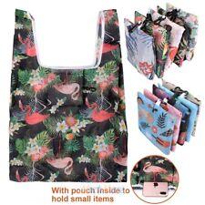 Lots Reusable Foldable Recycle Eco Grocery Bag Shopping Carry Bags Tote Handbag