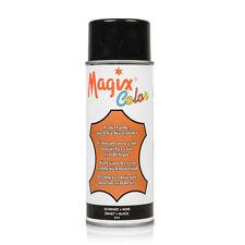 Tintura Nera Spray per Scarpe Borse e Oggetti in Pelle e Similpelle - Magix Colo