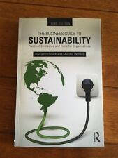 The Business Guide to Sustainability: Practical Strategies and Tools for Organiz