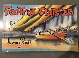 Footrot Flats 25 - Murray Ball - 1998
