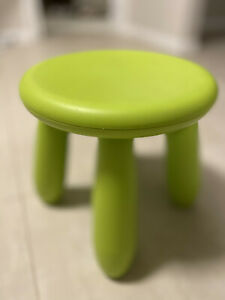 IKEA Kids Chair Green As Pictured