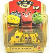 BOX TOMY CHUGGINGTON WOODEN MAGNETIC TRAIN- MTAMBO HEAD