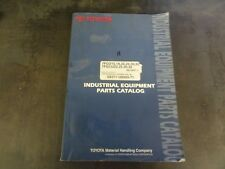 Heavy Equipment Manuals Books For Toyota Sale Ebay. Toyota 7fgu15 7fgu18 7fgu20 7fgu25 7fgu30 Forklift Parts Catalog G8371 2011. Toyota. Toyota Forklift 6hbe30 Wiring Diagram At Scoala.co