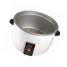 Aroma Housewares 60 Cup Cooked 30 UNCOOKED Commercial Rice Cooker ARC 1033E