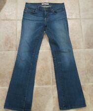 Women's J BRAND Jeans Sz 28 Style 818 Mid-Rise Boot Cut Leg