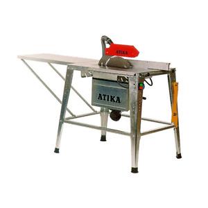 Atika HT 315 Tischkreissäge 3000 W 230 V staub- und spritzwassergeschützt