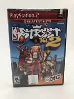 NBA Street Volume 2  PlayStation 2 Greatest Hits Sealed