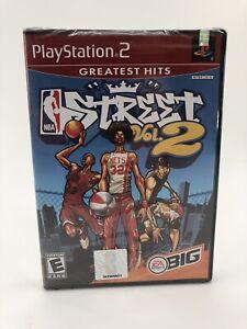 NBA Street Volume 2  PlayStation 2 Greatest Hits Sealed