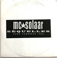 MC SOLAAR : SÉQUELLES ( HORS COMMERCE 1826 ) - [ CD SINGLE ]
