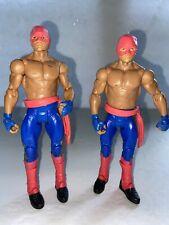2013 Mattel Los Matadores Fernando & Diego WWE Battle Pack Wrestling Figures