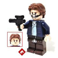 LEGO Star Wars  Han Solo minifigure from UCS Millennium Falcon set 75192