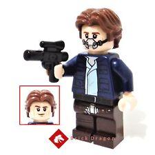 LEGO Star Wars  Han Solo minifigure from UCS Millennium Falcon set 75192