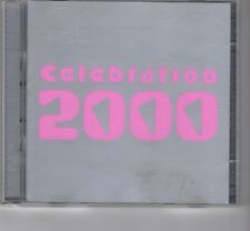 (HP721) Celebration 2000, 42 tracks various artists - 1999 double CD
