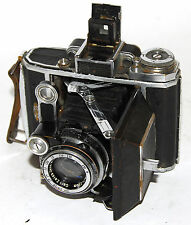 ZEISS IKON SUPER IKONTA 531 Vintage camera with Carl Zeiss Jena TESSAR 4.5/75mm