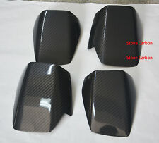 For Lamborghini Huracan LP610 Real Dry Carbon Fiber Air Condition Vent Cover 4pc
