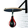 Platform Speed Ball Kids Boxing Punch bag Swivel Heavy Duty Stand Workout MMA TR
