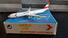 Schabak 1:600 Airbus A340 Austrian Airlines *OLD LIVERY*
