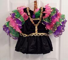 Costume Gallery Women's Large Salsa 2 Piece Recital Costume w/ Accessories