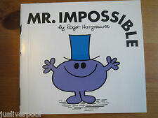 Mr Impossible (Book 25)  NEW.  BUY 3 MR MEN BOOKS GET ANOTHER FREE!