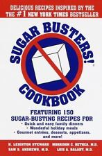 NEW - Sugar Busters! Quick & Easy Cookbook