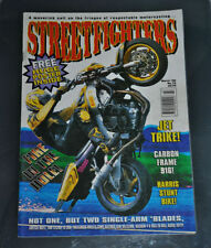 March Streetfighters Monthly Transportation Magazines