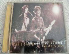 "NEW BARBARIANS ""LIVE AT LA FORUM "" CD INGLEWOOD 1979 ROLLING STONES K RICHARDS"
