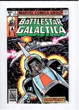 Marvel Battlestar Galactica #4 - Simonson Art - Nm June 1979 Vintage Comic