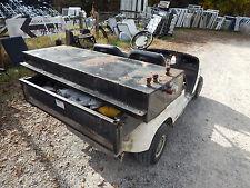 "RV/Truck/Trailer/Toyhauler, Fuel Tank, 27 Gal, 56"" X 18"" X7"", Metal, Rusty, #9"