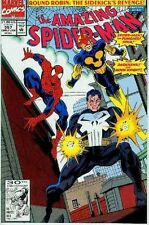 Amazing Spiderman # 357 (Mark Bagley) (Estados Unidos, 1992)