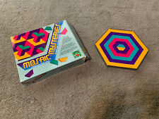 Mosaic Mysteries Pattern Block Design Toy Activity Game Discovery Toys