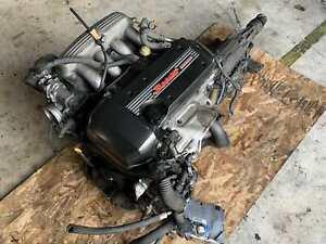 JDM Toyota Altezza 3SGE Beams VVTi Engine Auto Transmission Wiring ECU IS200 3S